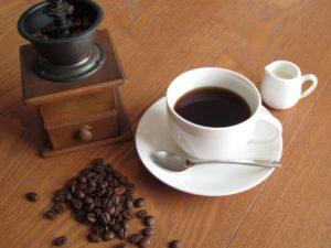 手汗が出やすくなるコーヒー
